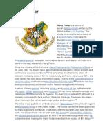 8.Harry Potter