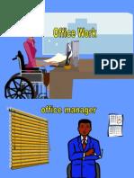 Office Work Esl