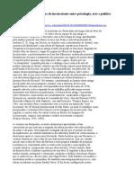 João Frayze-Pereira - Nise da Silveira imagens do inconsciente entre arte psicologia e política (DOC-Artigo)