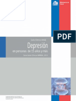 depresion Minsal