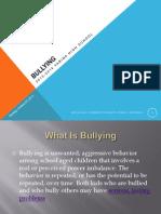 bullying 2013-2014