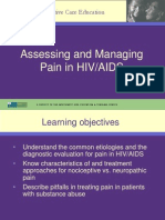 Assessing & Managing Pain