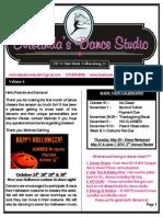 MDS Newsletter October 2013