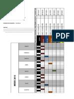 Plan de Mtto a Jumbo Excel