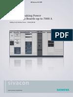 Brochure Sivacon-s8-7000a 2008 En