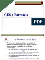 GES y Farmacia