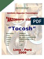TOCOSH-INFF