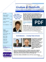 Graham Doddsville Issue 19 Fall 2013 Final