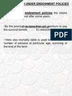 Premiums and Bonuses