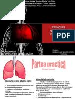Principii Nursing in Pneumonia Acuta