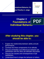 Chapter 2 Organizational Behavior