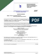 De structuur van de telefonie van de Belgische monarchie - volledige offerte