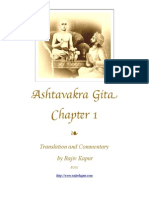 Ashtavakra Gita Chapter1 Revised