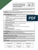 P03-MPGRH - Procedimiento de Renovacion de Contratos