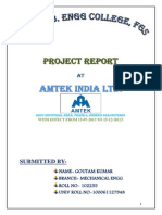 Amtek  india ltd