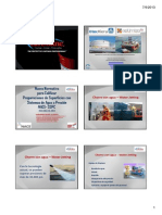 Nueva Normativa para Calificar Preparaciones de Superficies con Sistemas de Agua a Presión NACE- SSPC para memorias [Modo de compatibilidad]