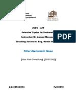 electronic nose.pdf