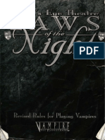 Vampire MET - Laws of the Night