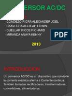 Conversor Ac Dc