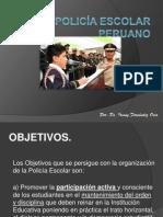 Policía Escolar Peruano