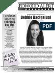 HRWF Redwood Alert 0ctober 2013 Issue