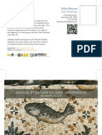 Homework 03 - Postcard and HTML Invitation Mock-up for Annual Byzantine Conference