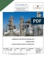 ChemCAD Process Modelling