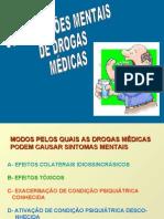 Aula 14-complicações psiquiátricas de drogas médicas