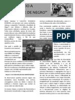 Manifesto Colorindo a Faculdade de Negro 2013