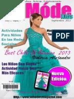 Edicion Completa- Le Mode Tv Magazine Kids