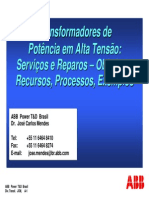 136254497 747392 ABB BR 13 TransformadoresServicosReparos