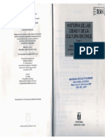 Subercaseaux Historia de Las Ideas y Cultura 13-33