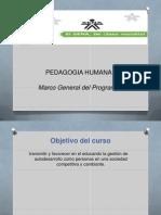 Marco General Pedagogia Humana 599187
