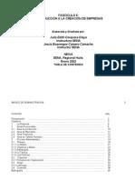 FASCICULO 6. Introducción a la creación de empresas