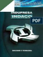 Indaco INDUFRESA Catalogo Geral