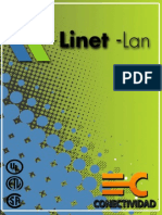 Catalogo LINET-LAN Octubre2013