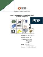 Informe lab 9 ley de faraday - lenz.docx