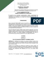 Psaa13-9984 Reglamentacion Juzgados Ejecucion Civil y Familia
