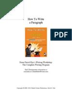 paragraph writing basic.pdf