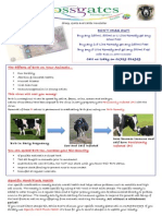 Crossgates Bioenergetics Farm Newsletter Autumn 2013