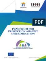 Practicum for Protection Against Discrimination