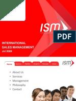 Ism Presentation-jul 17