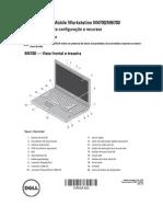 Precision-m4700 Setup Guide Pt-br