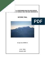 Informe Hidrologlaciologico Mururata.pdf