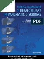 Blumgart Hepatobiliary Surgery Download