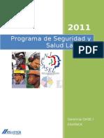 Programa de Seguridad y Salud Laboral Rev.03