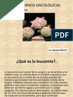leucemia. 1