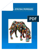 Aula polímeros - UNESP