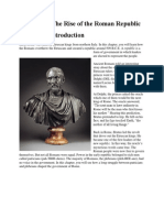 rise of roman republic text