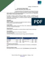Encuesta Ipsos sobre elecciones presidenciales 2013